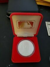 Mark Mcgwire Limited Edition #6792 One Troy Oz Silver Coin