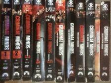 Criminal Minds complete series 1-11 set seasons 6 7 8 9 10 11 lot authentic R1