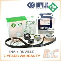 INA RUVILLE HEAVY DUTY TIMING BELT KIT CAMBELT SET & WATER PUMP OPEL ASTRA G