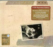 FLEETWOOD MAC TUSK DELUXE EXPANDED EDITION TRIPLO CD NUOVO SIGILLATO !!