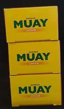 Namman Muay Cream (Analgesic Cream from Thailand) 100 g.x 3