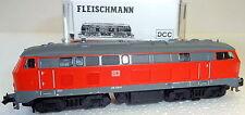 """Fleischmann N 931682-1 Diesellok BR 218 336-6 der DB AG """"DCC-Digital"""" NEU + OVP"""