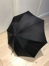 James Smith & Sons Pencil Umbrella with Leather Crook