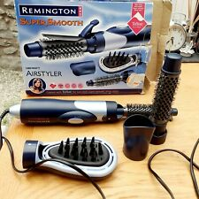 Remington Super Smooth Air styler Teflon for smooth shiny styles 1000w NEW