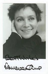 Francesca Annis Cleopatra Krull Dune Original Hand Signed Autograph Photo & COA