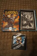 Turrican  (Sega Genesis) Complete In Box GREAT Shape