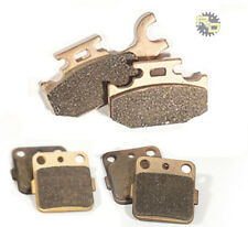 2005 Yamaha Kodiak YFM450 4x4 Front and Rear Brake Pads Severe Duty