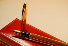 Sheaffer Crest Fountain Pen GOLD - Mint Condition Never Used