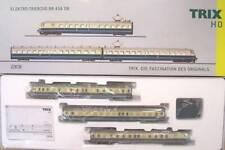NEW TRIX 22626 HO ELEKTRO-TRIEBZUG ELECTRIC POWERED RAIL CAR TRAIN SET DB BR 456