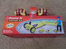 Razor Jr. Monster;s Hands Kix Scooter ~ New In Box
