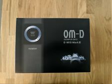 ➡︎NEU Olympus OM-D E-M10 Mark III + 14-42mm II R Silber Systemkamera RECHNUNG⬅