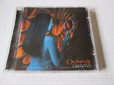 ORPHANAGE Driven CD GOTHIC METAL DISMAL EUPHONY NO LP