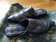 NIB Freebird Shoes Blue Nola Boots Mules Size 6