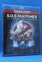 Blu Ray SOS S.O.S. Fantômes La chasse est ouverte Vers. Longue + Cinéma + Bonus