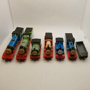 Nakayoshi Bandai Thomas & Friends Lot Troublesome Truck, Gordon, Henry, Edward