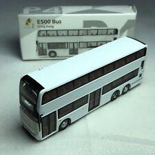 1/110 TINY CAR - DIE-CAST E500 BUS Hong Kong White ATC64292