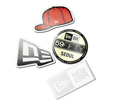 NEW ERA KOREA SEOUL  ACC 950 DECAL STICKER GOLD