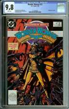 WONDER WOMAN #12 CGC 9.8 WHITE PAGES