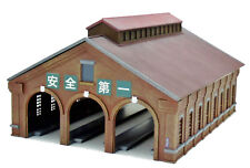 Tomytec (Building 122-2) Triple Track Train Warehouse 1/150 N scale
