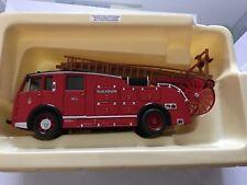 Corgi CC13001 Dennis F15 Rear Pumper Blackburn Fire Birgade