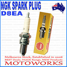 NGK D8EA Spark Plug 150cc 200cc 250cc PIT PRO Trail Quad Dirt Bike ATV Buggy
