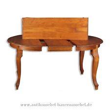Esstisch,Küchentisch,Tisch,Speisetisch,Ausziehbar,Holz,Louis Phillip,Rund,Massiv
