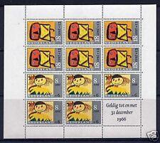 Nederland 854  KINDERZEGELS 1965 100% luxe postfris