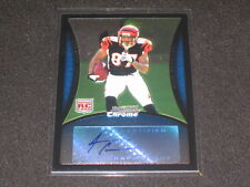 ANDRE CALDWELL ROOKIE AUTOGRAPH SIGNED CERTIFIED AUTHENTIC PACK PULLED CARD