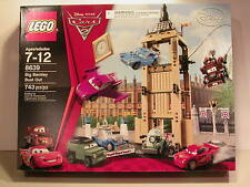 LEGO Disney Cars 8639 Big Bentley Bust Out NEW MISB Fast Free Shipping