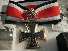 Ritterkreuz Gold Orden 1939 Eichenlaub Schwertern der Kriegsmarine U-Boote WW II