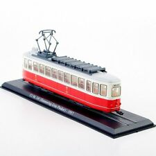 1/87 C1 Nr.141 (Simmering-Graz-Pauker)-1957 Atlas Tram Diecast Car F Collection