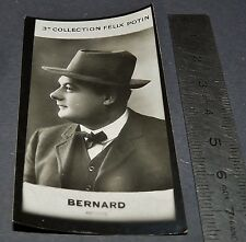 PHOTO IMAGE FELIX POTIN 3ème ALBUM 1920  BERNARD ARTISTE