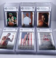 2003 Upper Deck - Lebron James Box Set (Complete 1-30) - BCCG 10 Mint