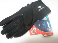 West Chester 93114 Unisex Black Polyester Insulated CTC Winter Sport Gloves
