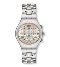 SWATCH - IRONY CHRONO - YCS502G  FAST CODE - BRAND NEW !