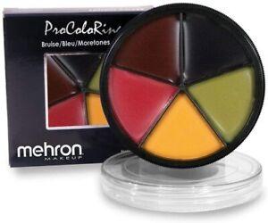 Mehron Bruise Wheel, Special Effects Wheel, Brusie Effects