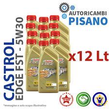 6 LITRI DI OLIO MOTORE ORIGINALE CASTROL EDGE FST 5W30