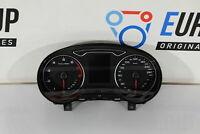 A3 Audi Compteur de Vitesse Groupe / Tableau de Bord Intégré / Km/H / 8V0920871