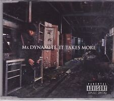 Ms Dynamite-It Takes More cd maxi single