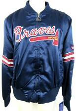 Atlanta Braves Womens Size 2X-Large Starter Jacket A1 2565