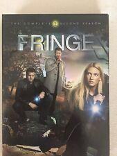 Fringe Complete Season 2, two, second 6 DVD set
