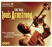 Louis Armstrong - Real Louis Armstrong [New CD] UK - Import
