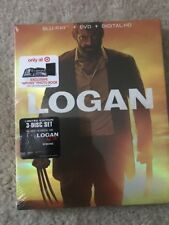 Logan Target Exclusive (Blu-ray + DVD + Digital) 36 Page Photobook