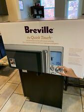 Breville Quick Touch Intuitive Microwave w/ Smart Settings - BMO734XL