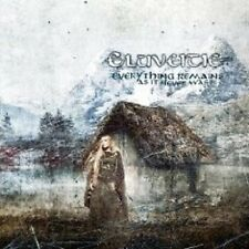 "ELUVEITIE ""EVERYTHING REMAINS (AS IT NEVER WAS)"" CD NEU"
