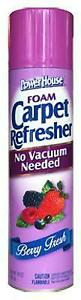 3 Packs 10Oz  Carpet Refresher Berry Scent