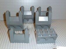 LEGO® DUPLO RITTERBURG aus 4777 + 4988 ERSATZTEILE 5x ZINNEN BURG
