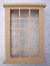 Dolls house Small Bay Window