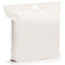 WHITE Dust Bag for Leather Handbags, Shoes, Belts, Gloves, Accessories LARGE