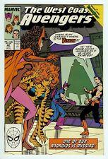 Marvel Comics West Coast Avengers Lot #42 43 44 45 High Grade Condition CGC Them